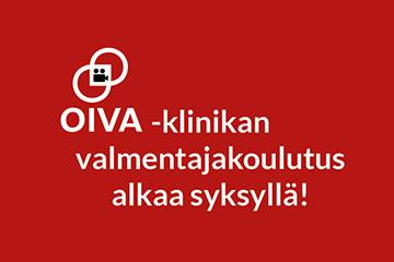 OIVA-klinikan valmentajakoulutus