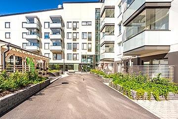 Asumisen tekoja -palkinto Setlementtiasunnot Oy:lle ja sen Härmälänrannan talolle
