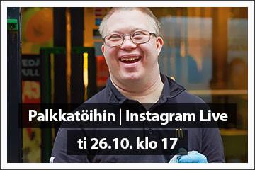 Palkkatöihin-live 26.10.