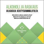 Alkoholi ja raskaus -esite