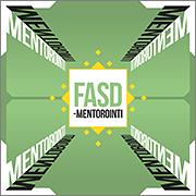 FASD-mentorointi-esitteen kansi.