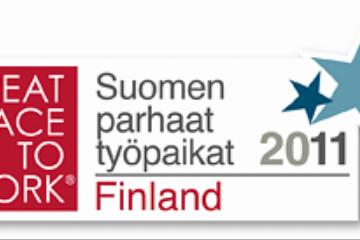 Kehitysvammaliitto jälleen Suomen parhaita työpaikkoja