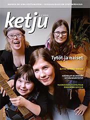 Ketju 6/2016 -kansi.