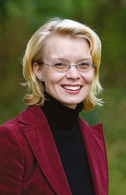 Leealaura Leskelä. Kuva: Patrik Lindström