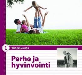Perhe ja hyvinvointi -kirja saatavilla
