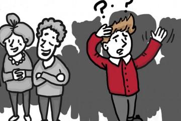 Kenellä on oikeus puhua puhumattoman puolesta?