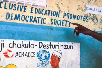 119 inklusiivista koulua Sansibarissa