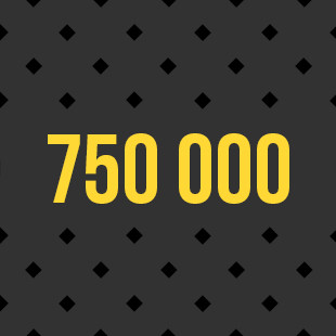 750 000